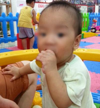 Hà Nội: Bé trai gần 10 tháng tuổi mất tích bí ẩn - Ảnh 1