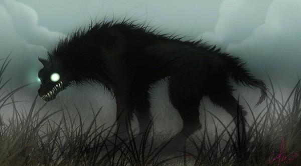 Giải mã bí mật loài chó ma huyền thoại với lời nguyền chết người - Ảnh 1