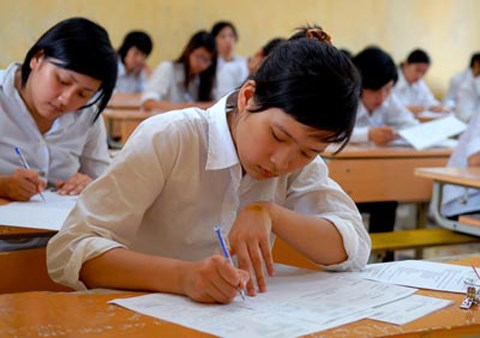 Điểm chuẩn lớp 10 THPT công lập Hà Nội cao nhất là 54,5 điểm - Ảnh 1