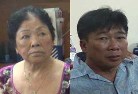 Bà trùm 80 tuổi điều hành đường dây ma túy khủng - Ảnh 1