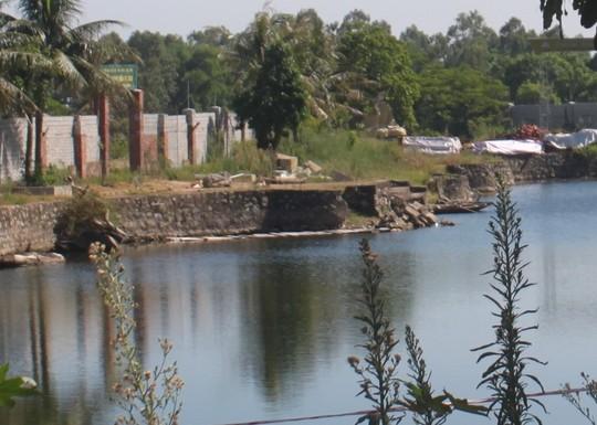 3 học sinh chết đuối thương tâm ở hồ nước trong chùa - Ảnh 1