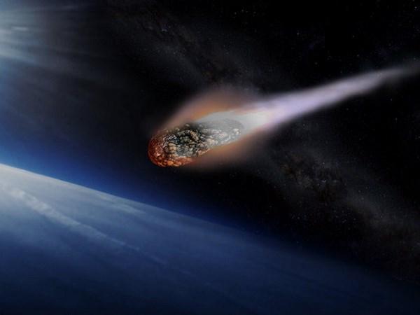 Trái Đất có nguy cơ bị hủy diệt bởi một thiên thạch khổng lồ - Ảnh 1