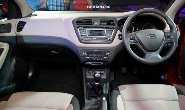 Cận cảnh xe giá rẻ Hyundai Elite i20 2015 mới - Ảnh 12