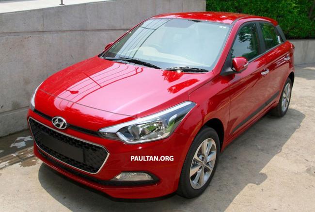 Cận cảnh xe giá rẻ Hyundai Elite i20 2015 mới - Ảnh 3