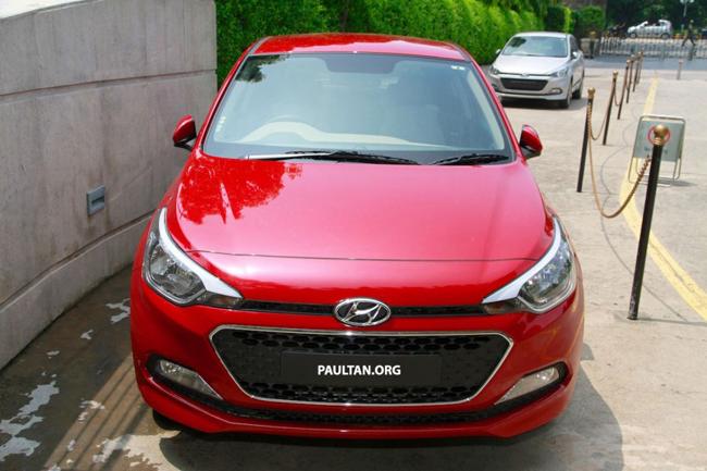 Cận cảnh xe giá rẻ Hyundai Elite i20 2015 mới - Ảnh 4