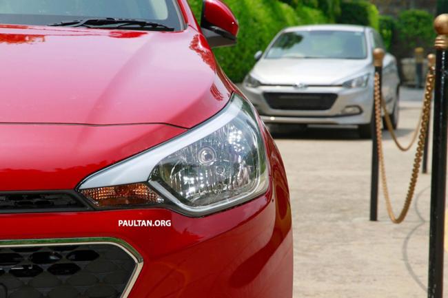 Cận cảnh xe giá rẻ Hyundai Elite i20 2015 mới - Ảnh 5