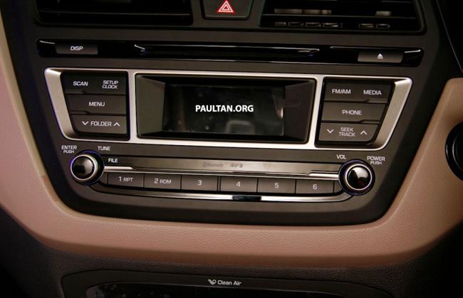 Cận cảnh xe giá rẻ Hyundai Elite i20 2015 mới - Ảnh 8