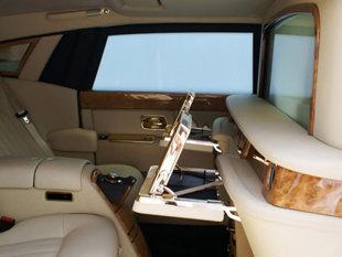Rolls Royce Phantom bọc 120kg vàng khối trị giá 170 tỷ đồng - Ảnh 2