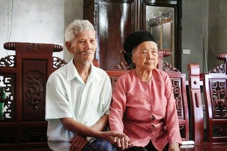 """""""Xã trường thọ"""" với gần 600 cụ già trên 80 tuổi - Ảnh 2"""