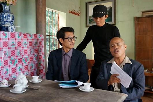"""Chu Văn Quềnh: """"Cha mất vẫn phải cười"""" - Ảnh 2"""
