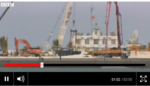 Cận cảnh hoạt động xây dựng trái phép của Trung Quốc ở Trường Sa - Ảnh 11