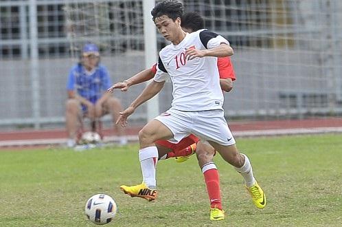 Công Phượng: Hành trình từ cậu bé còi xương đến Messi Việt Nam - Ảnh 1