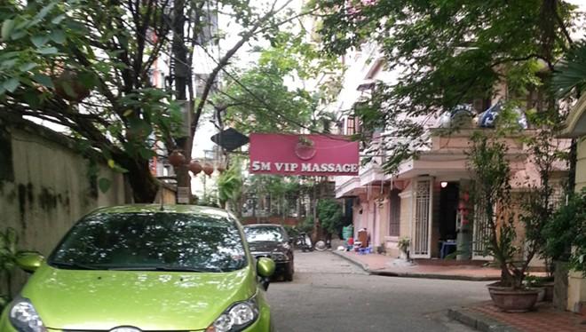 Massage 5M VIP: Ổ kích dục trá hình giữa Hà Thành - Ảnh 3