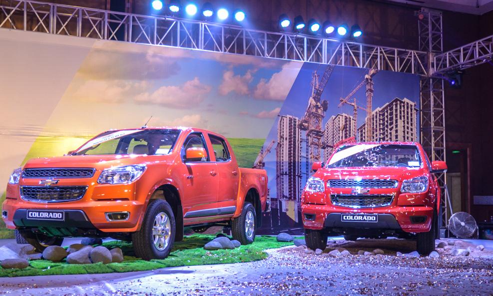 Chevrolet Colorado 2015 : Tiếng súng lớn vào thị trường xe bán tải - Ảnh 5