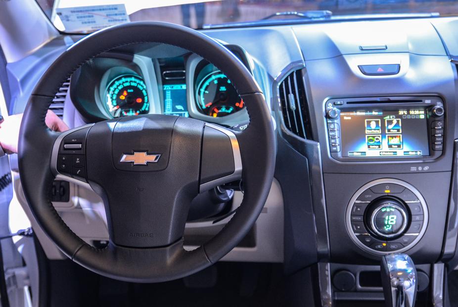 Chevrolet Colorado 2015 : Tiếng súng lớn vào thị trường xe bán tải - Ảnh 7