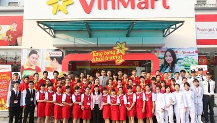 VinMart khai trương thêm 2 siêu thị và 10 cửa hàng tiện ích tại Hà Nội - Ảnh 1