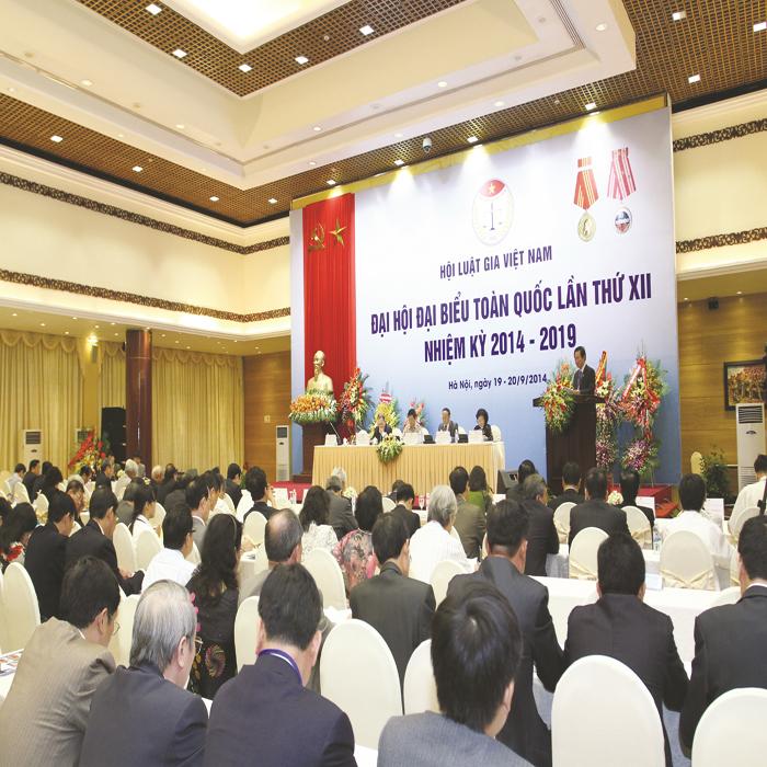 Hội Luật gia Việt Nam tiếp tục đổi mới phương thức hoạt động - Ảnh 2