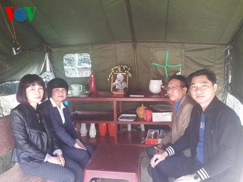 Nhiều người dân đến viếng mộ Đại tướng những ngày giáp Tết - Ảnh 4