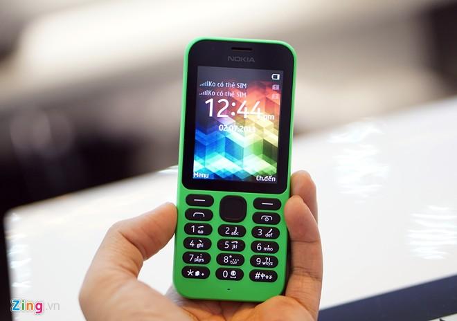 Mở hộp Nokia 215 pin chờ 27 ngày giá 790.000đ - Ảnh 3