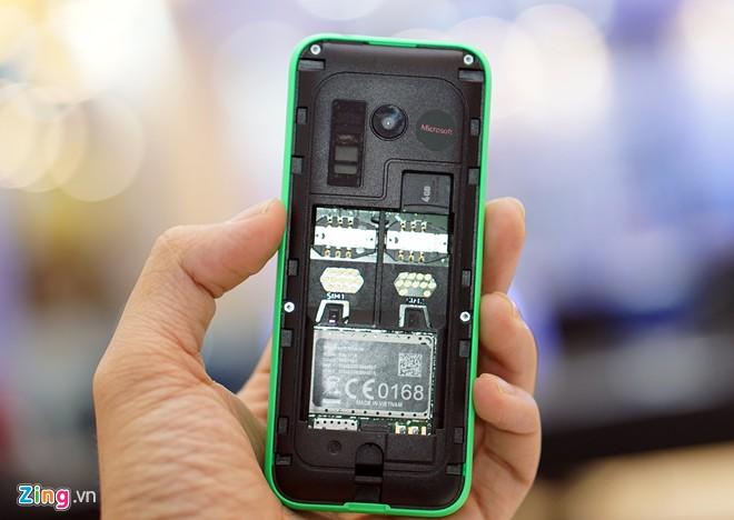 Mở hộp Nokia 215 pin chờ 27 ngày giá 790.000đ - Ảnh 4