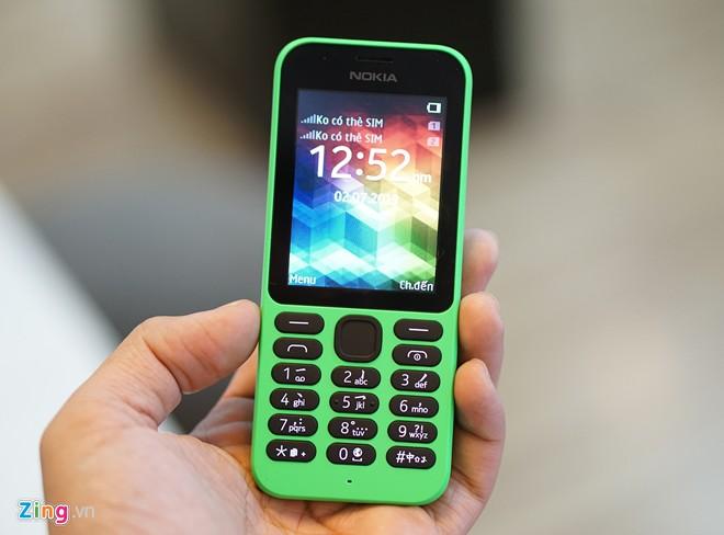 Mở hộp Nokia 215 pin chờ 27 ngày giá 790.000đ - Ảnh 5