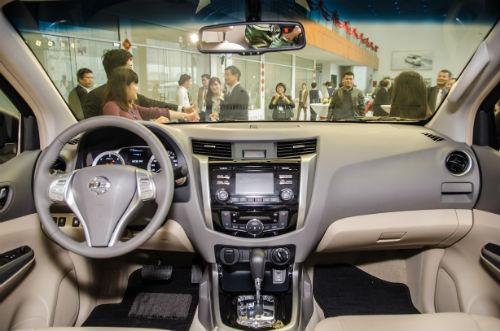 Cảm nhận ban đầu Nissan Navara NP300 2015 - Ảnh 3