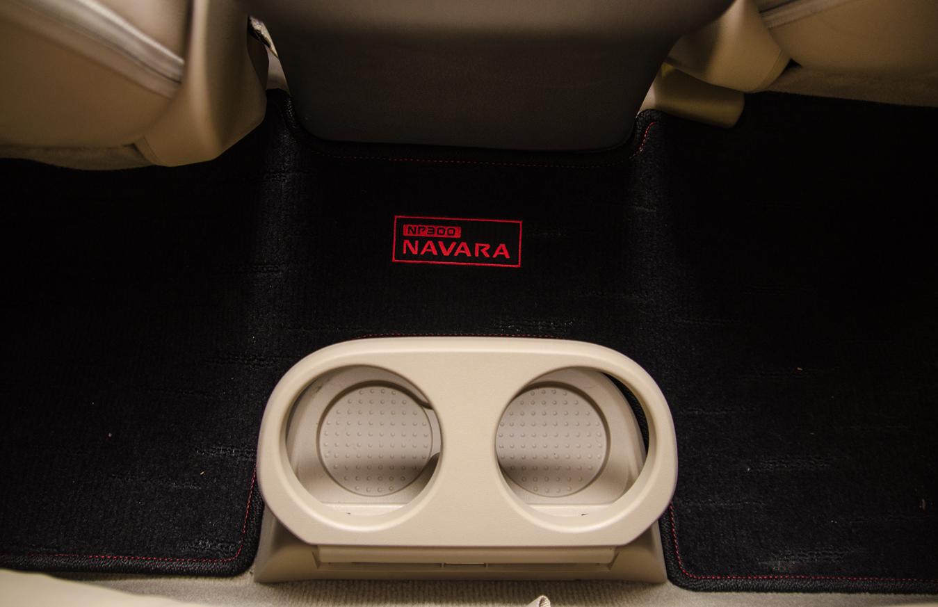 Cảm nhận ban đầu Nissan Navara NP300 2015 - Ảnh 7
