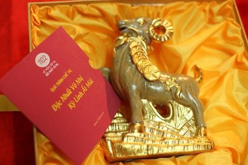 Bộ sưu tập quà tặng thủ công mỹ nghệ Việt - Ảnh 1