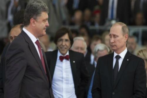 """Ukraina và Nga đạt được """"nhận thức chung"""" về hòa bình - Ảnh 1"""