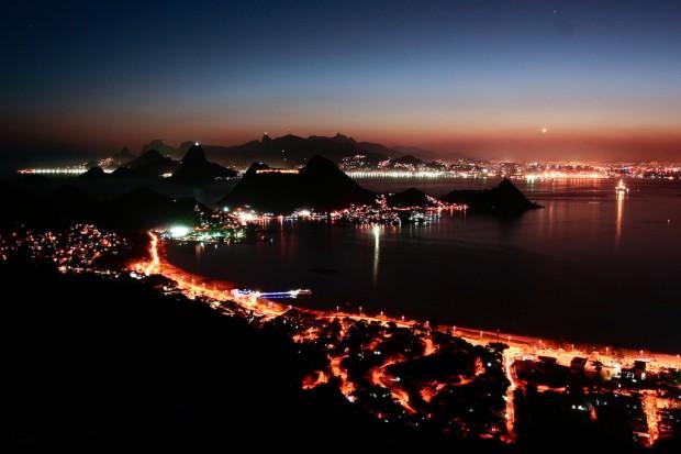 Những hình ảnh tuyệt đẹp của thành phố Rio de Janeiro - Ảnh 2