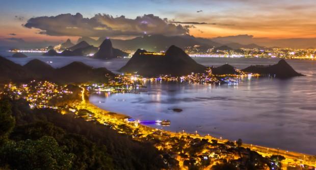 Những hình ảnh tuyệt đẹp của thành phố Rio de Janeiro - Ảnh 3