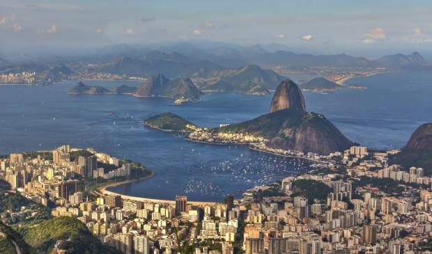 Những hình ảnh tuyệt đẹp của thành phố Rio de Janeiro - Ảnh 5