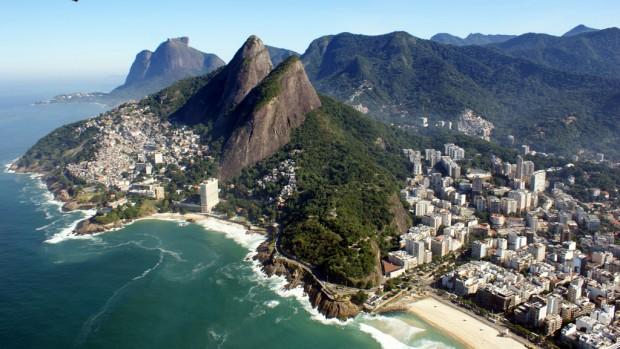 Những hình ảnh tuyệt đẹp của thành phố Rio de Janeiro - Ảnh 6