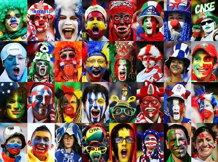 Thế giới trong vòng xoáy World Cup 2014 - Ảnh 8