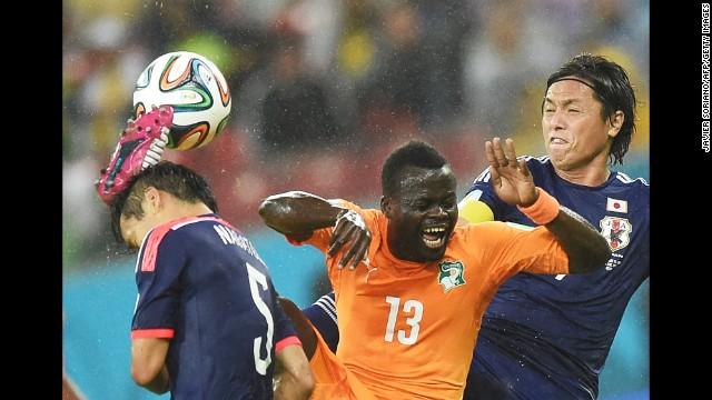 Những khoảnh khắc ấn tượng của World Cup 2014 - Ảnh 4