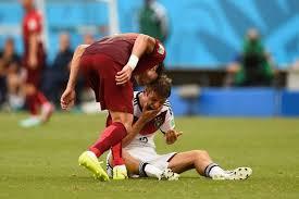 Những khoảnh khắc ấn tượng của World Cup 2014 - Ảnh 5