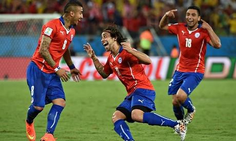 Những khoảnh khắc ấn tượng của World Cup 2014 - Ảnh 6