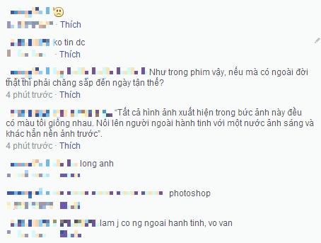 """""""Người ngoài hành tinh"""" ở Hà Nội: Sự thật hay trò lừa đảo? - Ảnh 2"""
