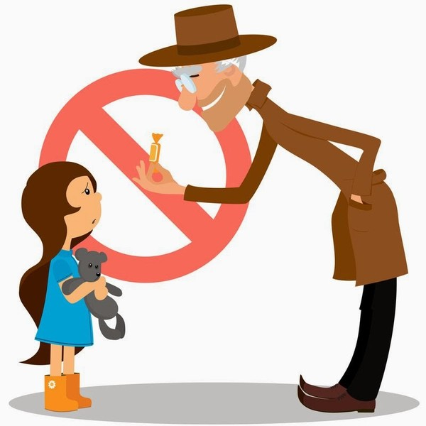 7 cách dạy trẻ đối phó với người lạ - Ảnh 2