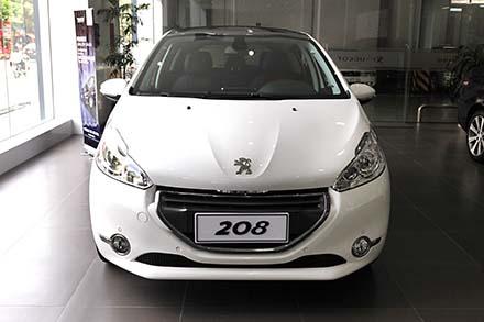 Peugeot 208 và Peugeot 508 có giá bán 948 triệu và 1,575 tỷ đồng - Ảnh 1