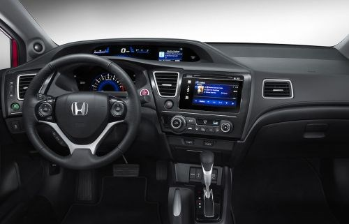 Honda Civic 2015: Nâng cấp nhỏ, giá cực mềm - Ảnh 2