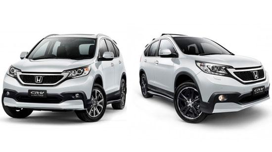 Honda ra mắt CR-V phiên bản Limited mới - Ảnh 1