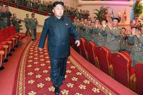 Ông Kim Jong-un chưa xuất hiện trong ngày thành lập đảng - Ảnh 1