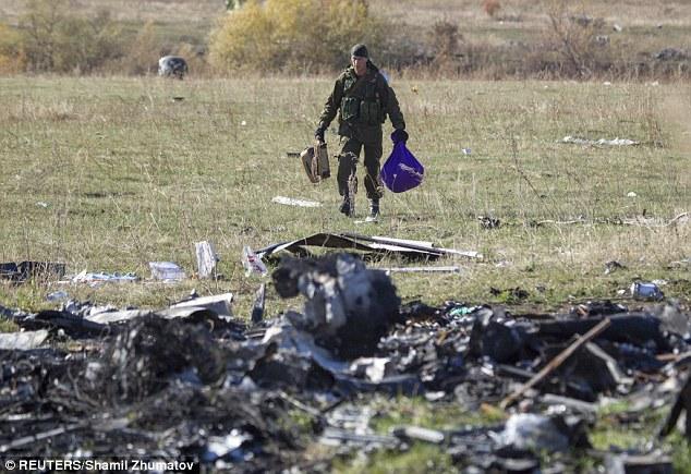 Công bố thêm nhiều hình ảnh hiện trường khi MH17 vừa rơi - Ảnh 6