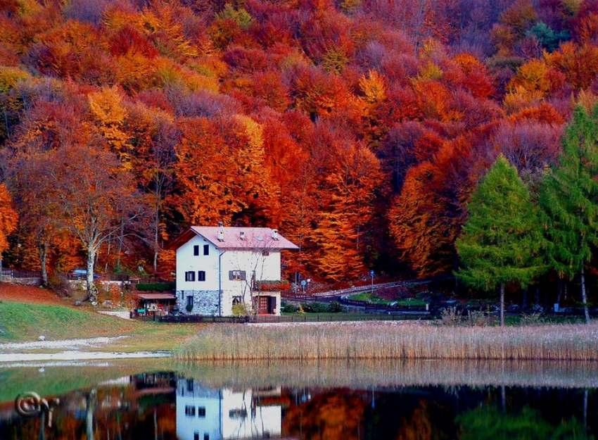 """15 """"thiên đường"""" mùa thu đẹp nhất trên thế giới - Ảnh 1"""