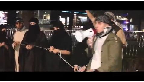 Cận cảnh phiên buôn bán nô lệ tình dục của phiến quân Hồi giáo IS - Ảnh 1