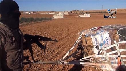 Mỹ thả nhầm vũ khí vào tay phiến quân Hồi giáo IS - Ảnh 1