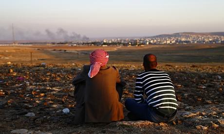 Phiến quân Hồi giáo IS có thể đã sử dụng vũ khí hóa học - Ảnh 1