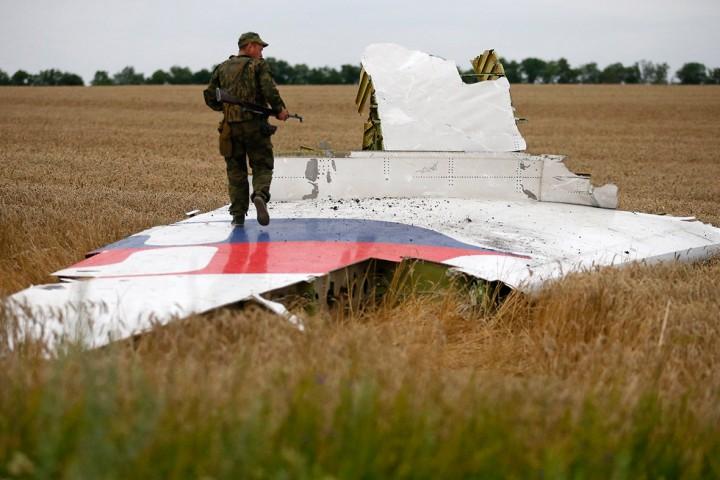 Hà Lan đặt giả thuyết MH17 bị máy bay bắn rơi - Ảnh 1