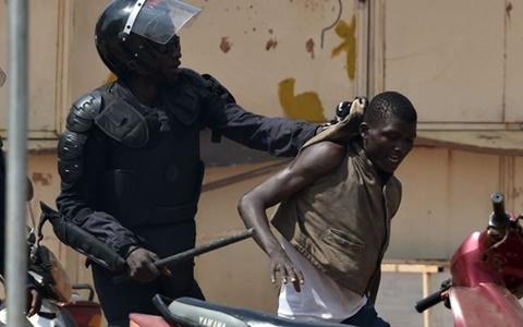 Quân đội tiếm quyền, lật đổ chính phủ ở Burkina Faso - Ảnh 1